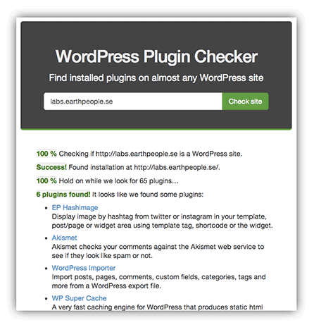 wordpress-plugin-checker